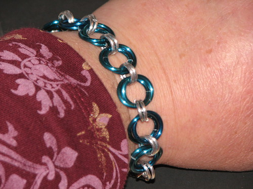 Chainmaille Bracelet 5