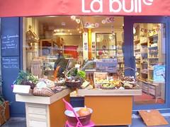 La bulle, le magasin bio de Fabienne et Suzanne
