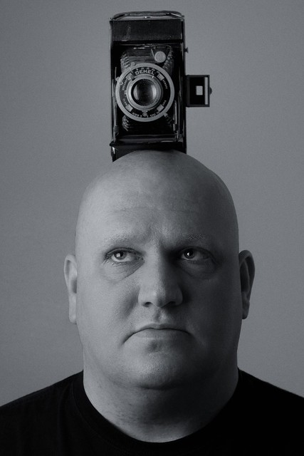 [December 2011] Shaun Nelson - Self Portrait