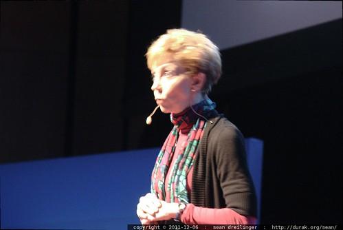 Martha Beck @ TEDx San Diego 2011    MG 3503