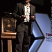 Shamil Hargovan of Hewlett Packard demonstrates visual input to a search engine at TEDxSanDiego    MG 3696