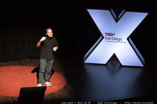 James Fowler of UCSD School of Medicine & Division of Social Sciences speaks at TEDxSanDiego    MG 4059
