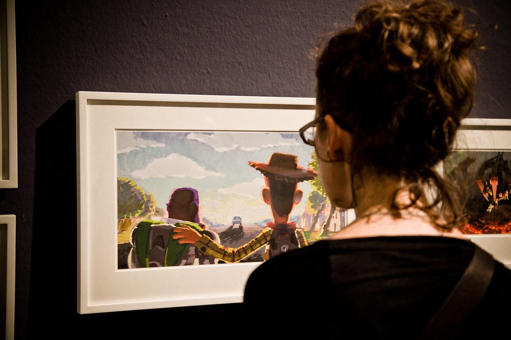 Mostra Pixar a Milano
