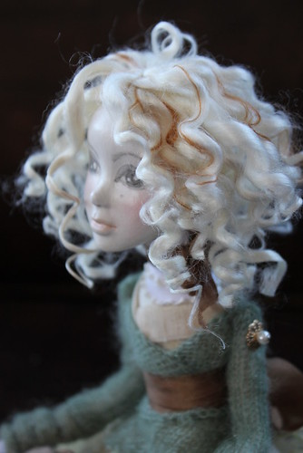 Adele's Custom Art Doll
