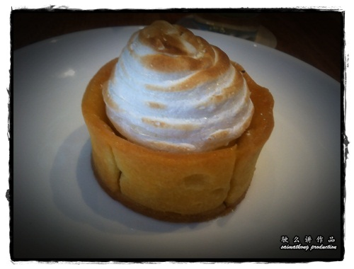 Lemon Tart - Plan B @ Bangsar Village 1