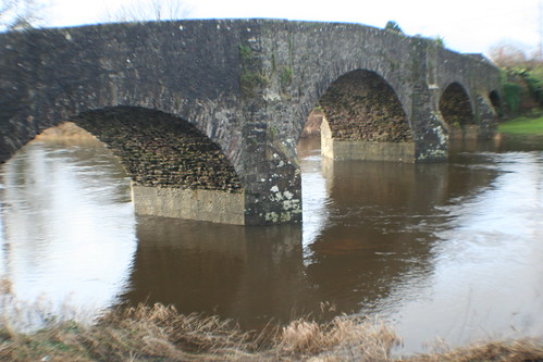 Pack Horse Bridge, River Teith