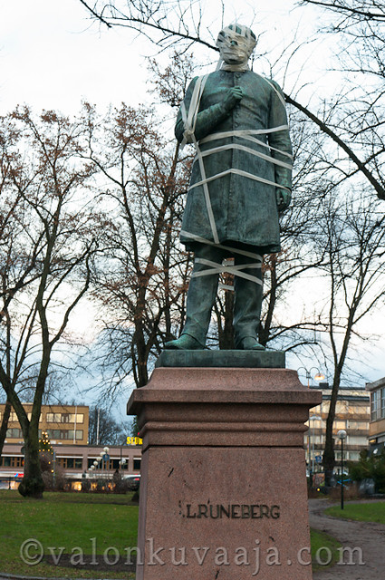 J.L Runebergin patsas