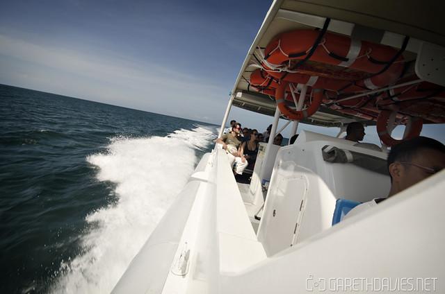 Langkawi - Koh Lipe Ferry