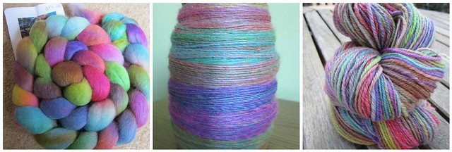 Alchemy Fibre Arts BFL