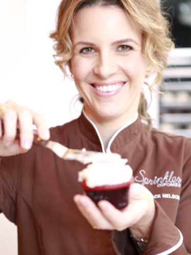 Candace Nelson in a Cupcake Wars photo