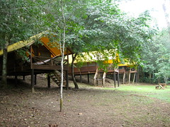 all inclusive camping in belize