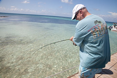 Belize Fly Fishing - Hatchet Caye