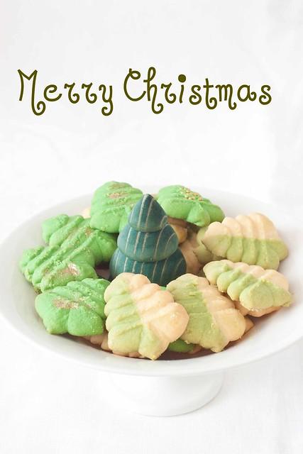 Spritz Cookies5