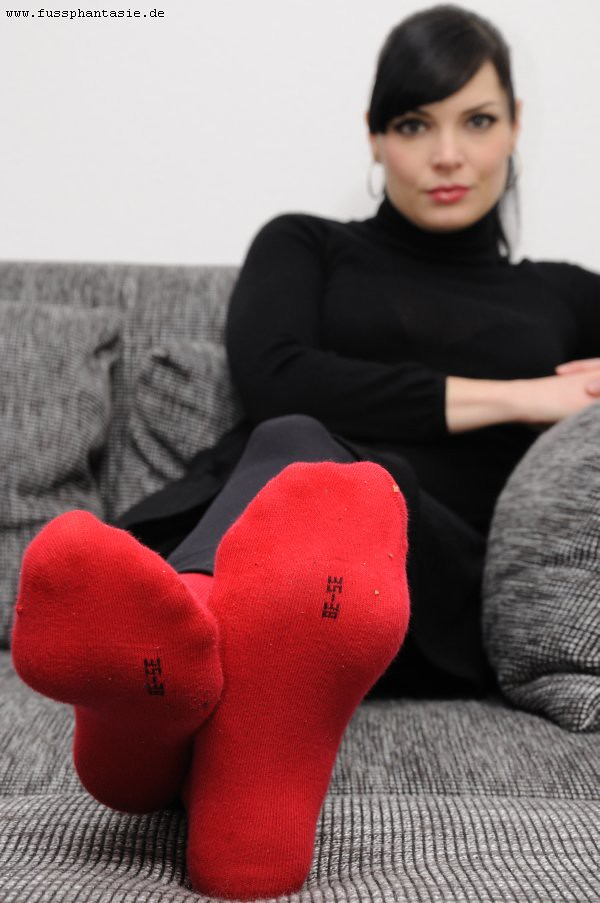 Nylon Socks Fetish 48
