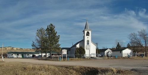 pine indian ridge sd rez reservation sioux lakota manderson oglala