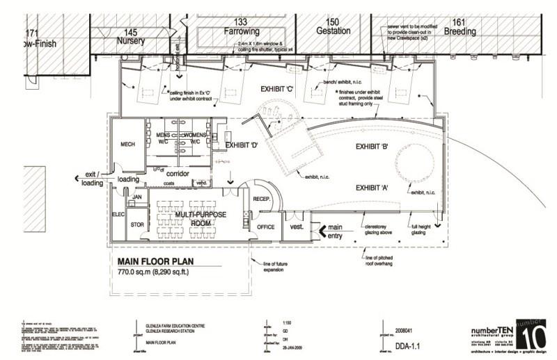 P:\2008\2008041 - U of M Glenlea Educaiton Centre\2 0 Desi… | Flickr