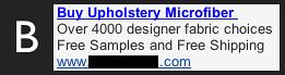 Microfiber Ad B