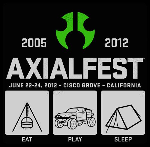 AXIALFEST 2012