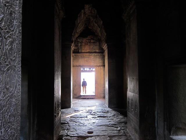Morning at Angkor Wat