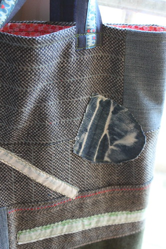 "Saco Selvage ""Autumn Colletion 2011 - Waiting for Winter - #3"""