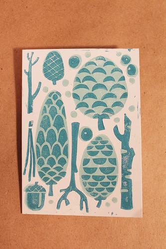 Christmas card 2011_card A