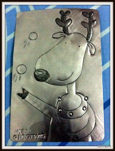 Juggling Reindeer