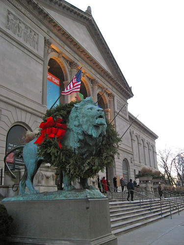 Art Institute lion Janine RusticKitchen