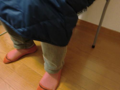 着る羽毛布団20111222-026