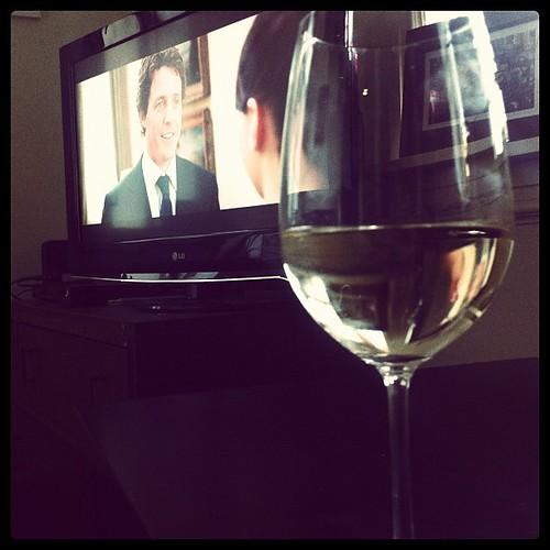 Wine & Hugh Grant!
