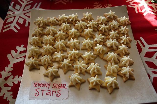 Lemony Sugar Stars - Hunter