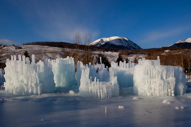 Ice Castle Silverthorne Photo courtesy Ryan Davis-3