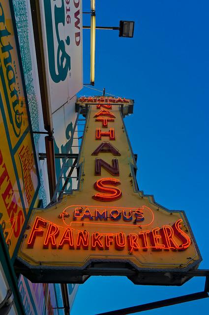 348/365 - December 14, 2011 -  Frankfurters in the Sky