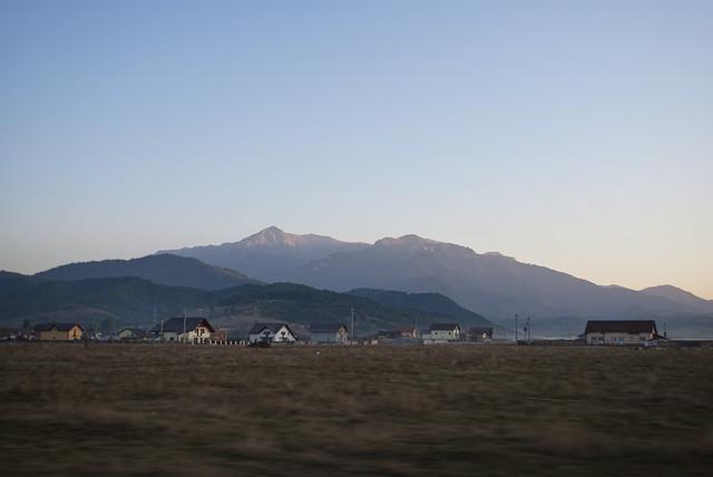 Sunset near Rasnov(1)