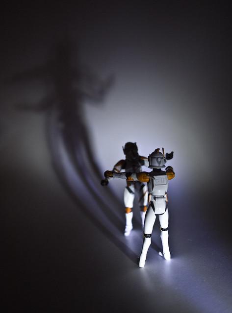 Projekt 52/2011, Woche 44: Taschenlampenkunst