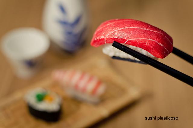 88/366: sushi plasticoso