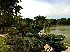 Florida - Palm Beach - Yamato Colony - Morikami Museum and Japanese Gardens - Photo taken with my iPhone