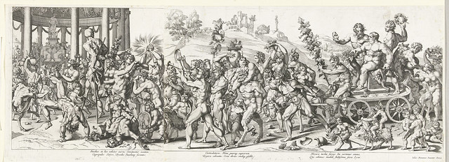 Bacchus 1600 to 1699