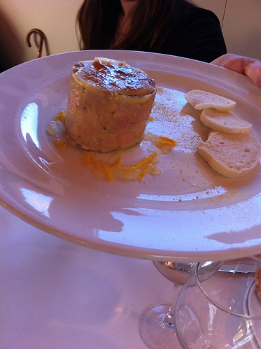 Olot | Restaurant La Deu | Entier de foie