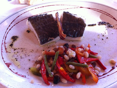 Olot | Restaurant La Deu | Morro de bacalao