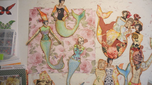 mermaids need some arms