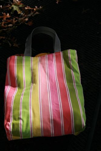 flat dolls bag