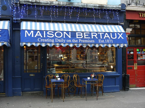 Maison Bertaux - Greek Street, Soho by Yekkes