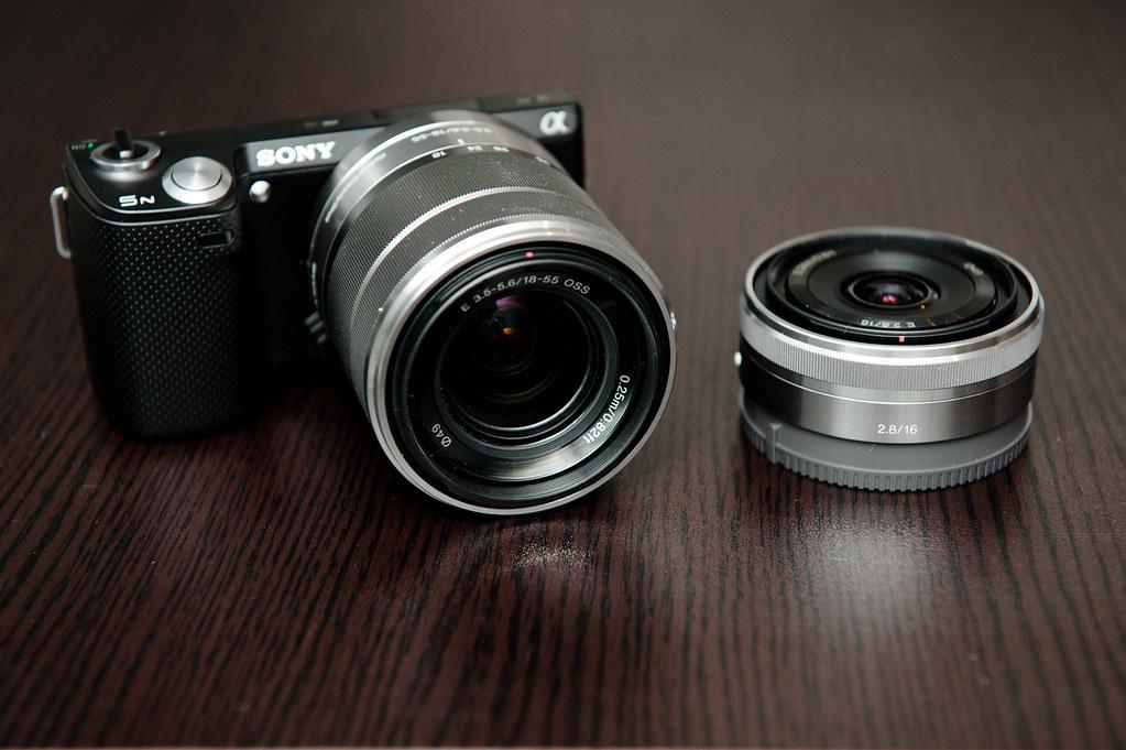 Sony NEX-5N + 16mm f/2.8 +18-55mm f/3.5-5.6