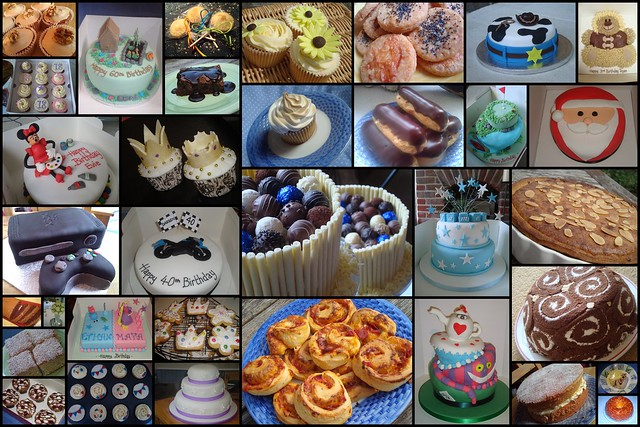 Cakes and bakes of 2011