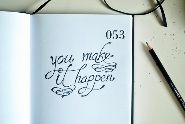 youmakeithappen