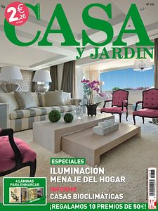 Decoracion con vidrio mejores revistas de decoracion for Casa y jardin revista pdf