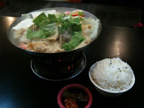 三媽臭臭鍋 - 海鮮鍋