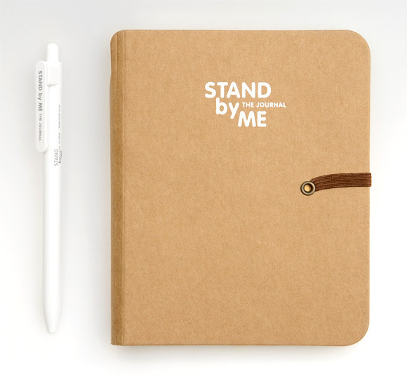 New Stand By Me Journal at Poketo.com