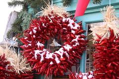 decor, tree, christmas decoration, christmas, wreath,