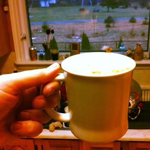 The mug for Martha. #coffee